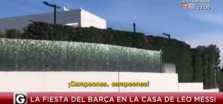 """Le barbecue polémique de Messi: """"Les joueurs du Barça ont enfreint les règles sanitaires"""""""