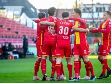 Absolute climax in eerste divisie voor GA Eagles: 'Druk vol op ketel bij De Graafschap, niet bij ons'