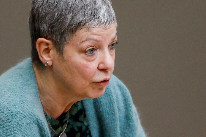 Afgevaardigd bestuurder van het Gemeenschapsonderwijs (GO!) Raymonda Verdyck.