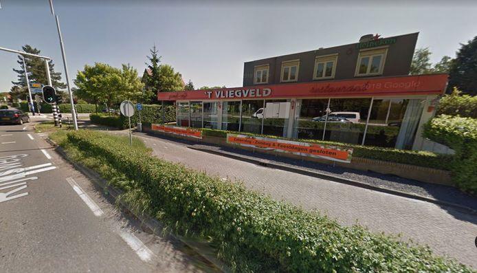 Wegrestaurant het Vliegveld in Gilze.