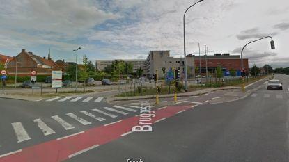 Bromfietsster gewond bij botsing in Tielt