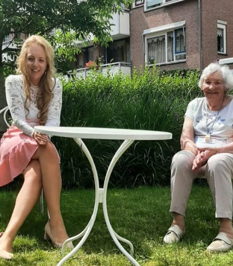 Iedereen is welkom in de nog aan te leggen belevingstuin voor dementerenden in Nunspeet