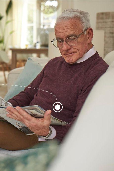 Coronapatiënten sneller naar huis voor herstel dankzij speciale pleister van Philips