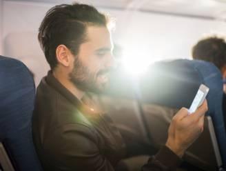 4G-bereik in vliegtuig in de maak