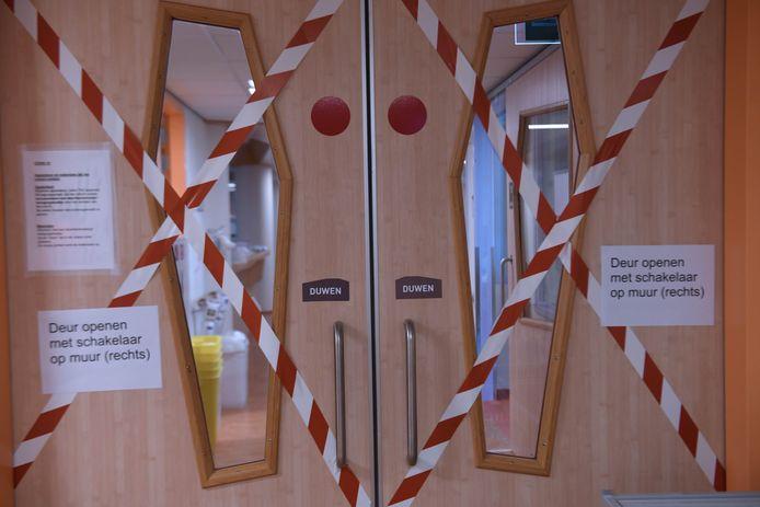 De Covid-ic-unit van ziekenhuis Isala in Zwolle