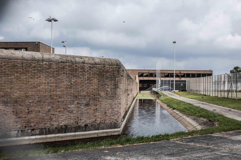De gevangenis van Brugge. Beeld Bas Bogaerts