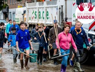 HELPENDE HANDEN. Al meer dan 10.700 crisisvrijwilligers bij het Rode Kruis: zo kunt ook u slachtoffers van overstromingen steunen