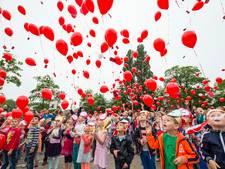 Lokaal-Hengelo: oplaten ballonnen moet verboden worden