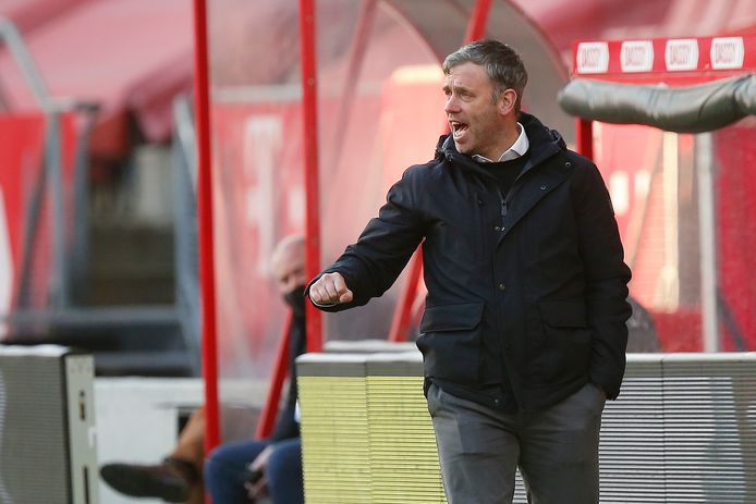 René Hake: ,,We hebben vaker goede wedstrijden gespeeld, gevolgd door mindere.''