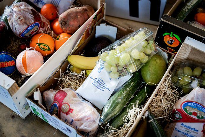 Voor mensen in Rijssen-Holten met een minimuminkomen is er ook dit jaar weer een levensmiddelenpakket in december.