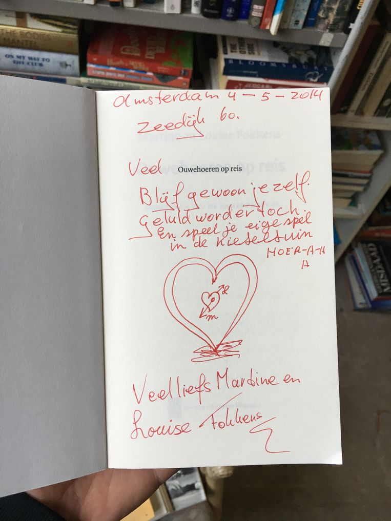 Opgedragen, afgedankt Beeld Henk Bovekerk