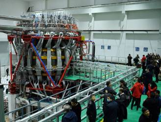 China activeert experimentele kernfusiereactor