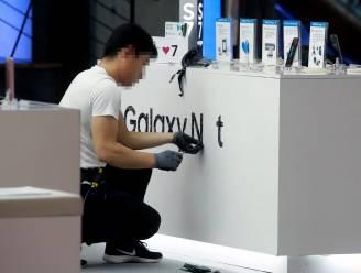 Samsung ziet verkoop smartphones kelderen