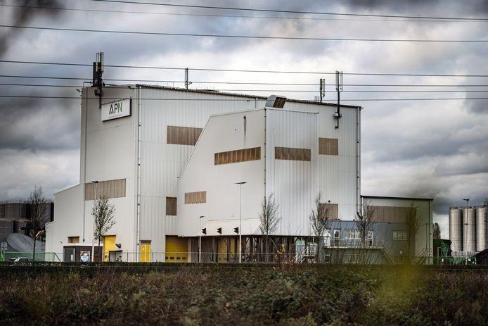 PR dgfoto Gelderlander Nijmegen: asfaltcentrale APN