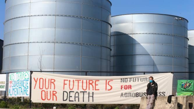 Betoging tegen megafabriek voor frieten van Clarebout Potatoes