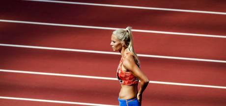 Atlete Nadine Broersen zegt met pijn in het hart af voor EK atletiek
