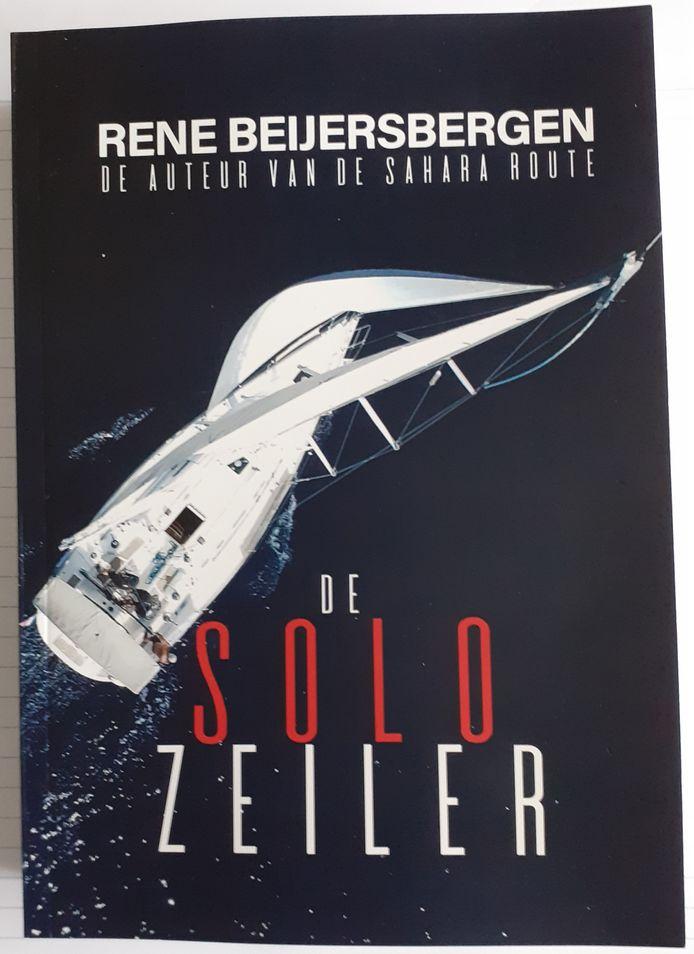 omslag De Solozeiler van Rene Beijersbergen