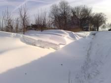Laad je accu op, trek de slee van zolder: sneeuwduinen en windwakken komen eraan, weet weerman Mark uit Twello
