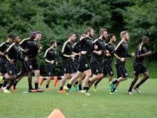 Vitesse past trainingsschema aan en sluit zich helemaal af