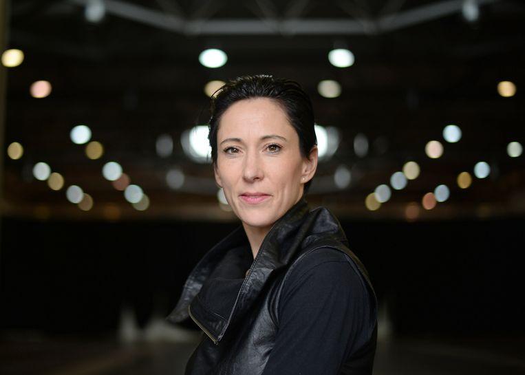 Saskia de Coster: 'Ik was onlangs in Macedonië en daar bestaat homoseksualiteit simpelweg niet'. Beeld BELGAIMAGE