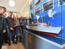 Cruiseschip Kungsholm is terug - al is dat honderd keer zo klein