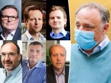 Ces six entrepreneurs qui veulent faire taire Marc Van Ranst