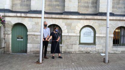 Gent hijst vlag ter nagedachtenis bom op Hiroshima