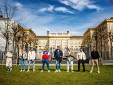 Bekijk hier exclusieve optredens van The Streamers voor Koningsdag