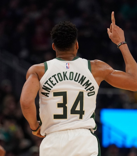 Milwaukee Bucks blijft winnen in NBA