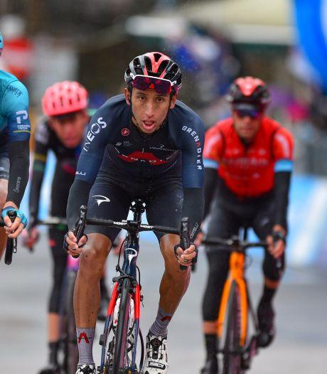 Natte Giro-etappe zorgt voor eerste verschillen: Bernal mentale winnaar, Jumbo-Visma verliezer