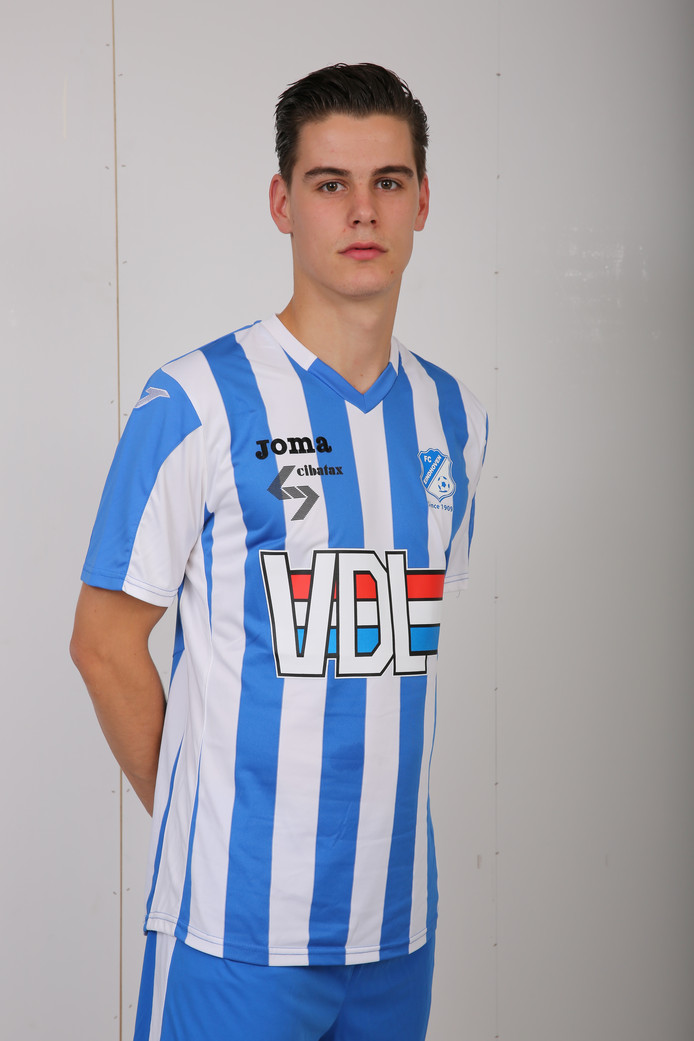 FC Eindhoven Futsal Tim van den Akker