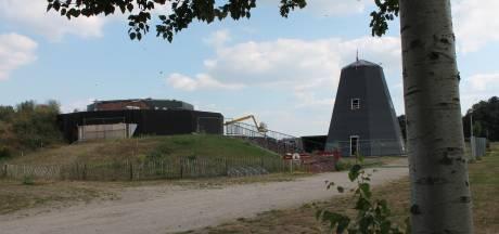 Vinkels molen krijgt volgende week houten romp al