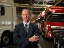 DAF-baas Preston Feight vertrekt uit Eindhoven met nieuw productierecord