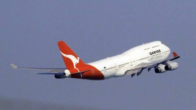 Opnieuw Qantas-toestel in volle vlucht in moeilijkheden