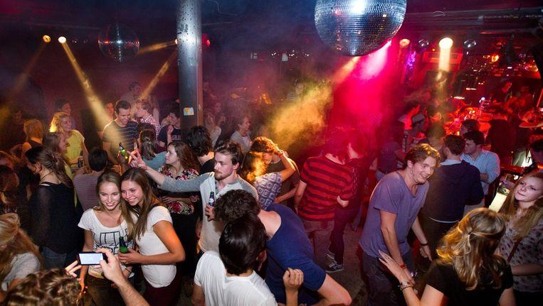 Einde van een tijdperk: Dansen bij Jansen sloot gisteravond voorgoed zijn deuren. Archiefbeeld. Beeld Klaas Fopma - www.klaasfopma.nl