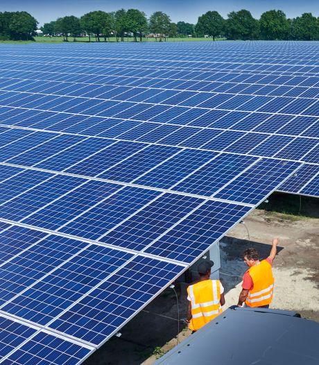 Waddinxveen wil niet opgezadeld worden met de zonneparken en windmolens van de 'buren'