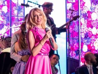 Straks staat ze op Werchter, maar Kylie Minogue is vooral zenuwachtig voor Glastonbury