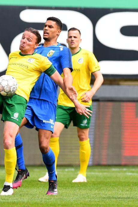 Samenvatting |  Fortuna Sittard - Vitesse