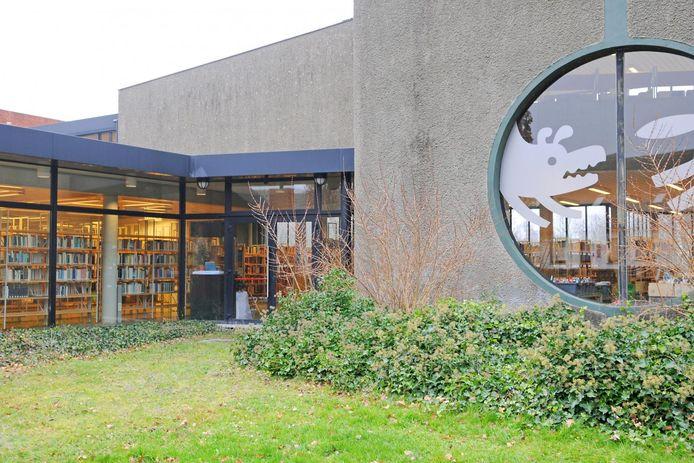 Bibliotheek Wolfsputten.