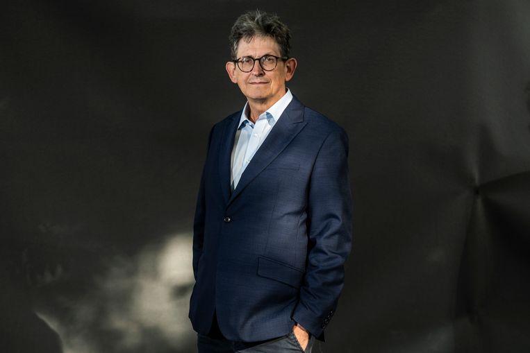 Oud-hoofdredacteur van The Guardian, Alan Rusbridger. Beeld Getty Images