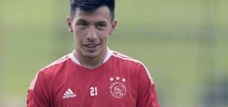 Ajax schotelt Copa América-winnaar Lisandro Martínez nieuw contract voor