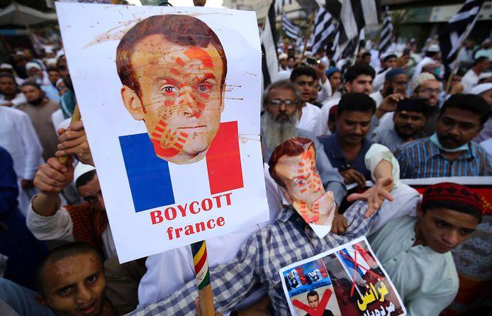 Karachi, Pakistan, 6 novembre