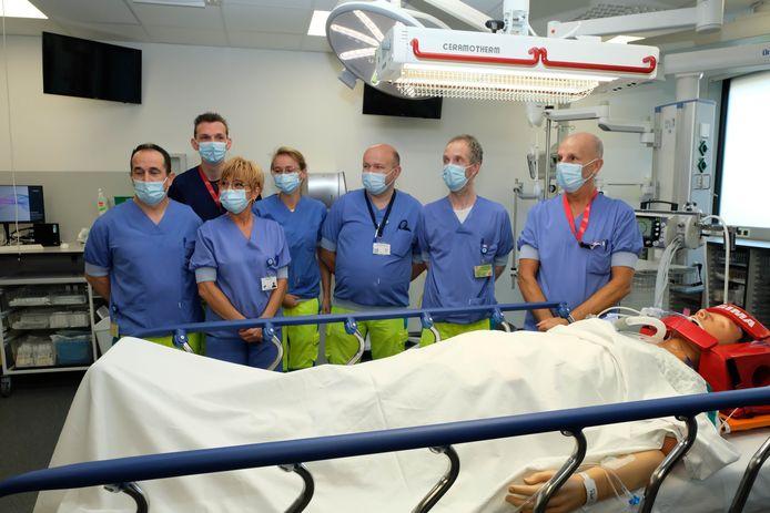 Het HeiligHartziekenhuis in Lier opent de deuren van de gloednieuwe spoeddienst.