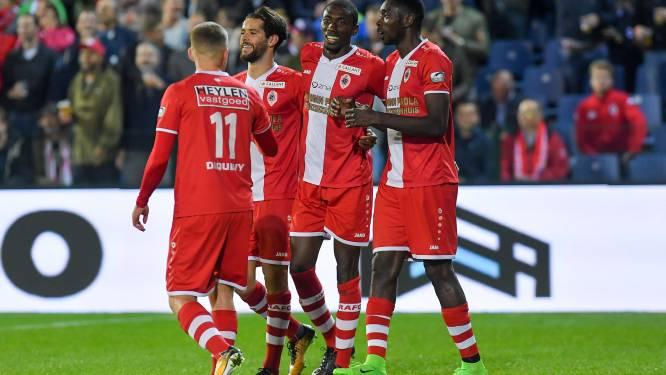 Feest op de Bosuil: Antwerp wint voor het eerst in meer dan 13 jaar thuismatch in eerste klasse