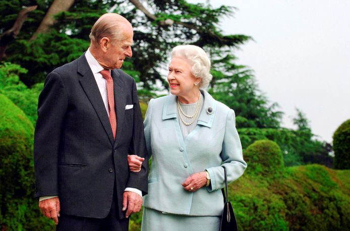 Queen Elizabeth en prins Philip, hun epische liefdesverhaal.