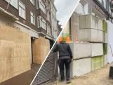 Amsterdamse winkeliers bereiden zich voor op rellen