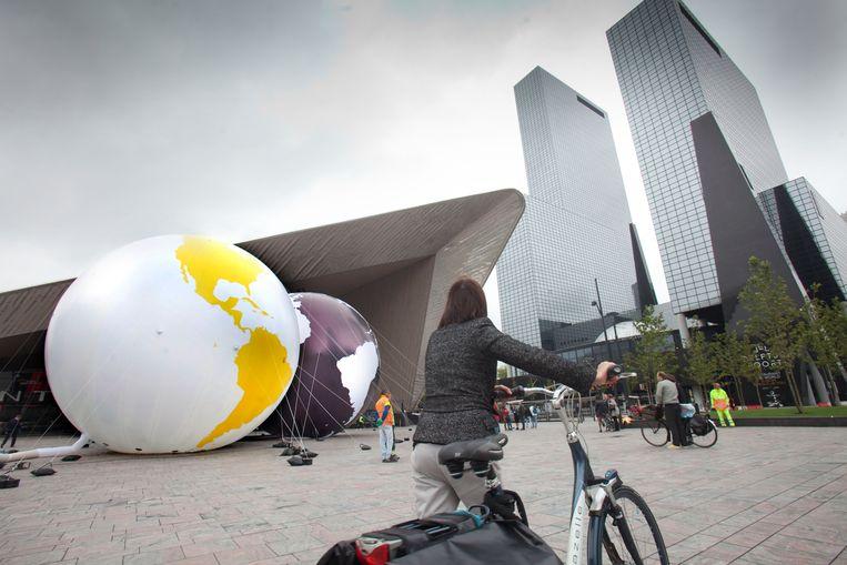 Rotterdam Centraal. Beeld Hollandse Hoogte / Maarten Hartman