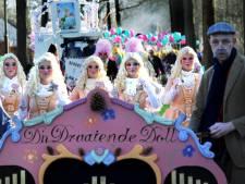 Döl TEEVEE brengt de jeugd van Oisterwijk carnaval met een k bij