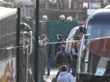 Huit blessés dans des affrontements entre supporters avant le Clasico