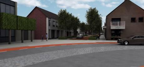 Toch nog een protest tegen het ombouwen van de Tilburgseweg Goirle